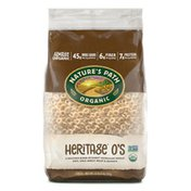 Nature's Path Heritage O's Cereal