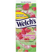 Welch's Raspberry Lime Flavored Fruit Juice Cocktail Blend