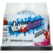 Hasbro Venom Burst, Marvel Spider-Man Maximum Venom, Ages 4+