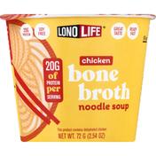 LonoLife Noodle Soup, Bone Broth, Chicken