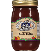 Amish Wedding Apple Butter, Old Fashioned