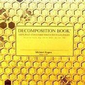 Decomposition Book Honeycomb Notebook