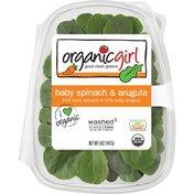 organicgirl Baby Spinach & Arugula