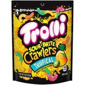 Trolli Sour Brite Crawlers Tropical Minis