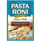 Pasta Roni Pasta Side, Mushrooms in Cream Sauce