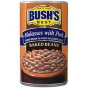 Bush's Best Molasses with Pork Baked Beans  mL