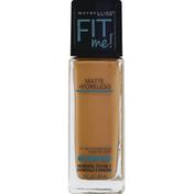 Maybelline Fit Me! Matte + Poreless Foundation 322 Warm Honey