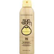 Sun Bum Sunscreen Spray, Moisturizing, Broad Spectrum SPF 70