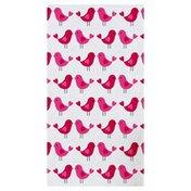 Creative Converting Bag, Valentine Treat, Pink Birds