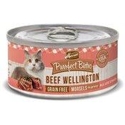 Merrick Purrfect Bistro Grain Free Beef Wellington Canned Cat Food