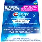 Crest 3D White No Slip Whitestrips Dental Whitening Kit