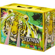 Elysian Dayglow IPA Beer Cans