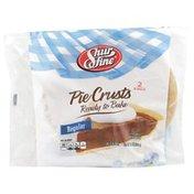 Shurfine Regular Ready To Bake Pie Crusts