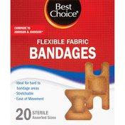 Best Choice Flex Knuckle Finger Bandages