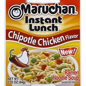 Maruchan Ramen Noodle Soup, Chipotle Chicken Flavor