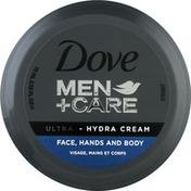 Dove Hydra Cream, Face, Hands and Body, Ultra