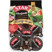 Star Vinaigrette Extra Virgin Olive Oil & Balsamic Vinegar Salad Dressing