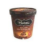 Bertoni Original Flavor Dulce De Leche Chip Gelato