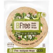 BFree Wraps, Multigrain