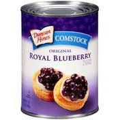 Comstock Royal Blueberry Pie Filling & Topping