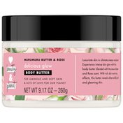 Love Beauty And Planet Body Butter Muru And Rose Oil