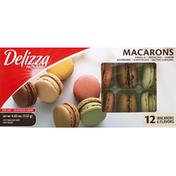 Delizza Patisserie Macarons, 6 Flavors