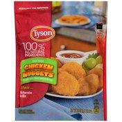 Tyson   Frozen Breaded Chicken Nuggets
