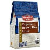 Arrowhead Mills Organic Brown Rice Flour, Gluten-Free