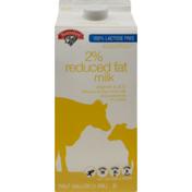 Hannaford Lactose Free 2% Reduced Fat Milk