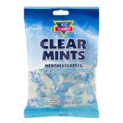 KC Candy Clear Mints