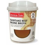 Nona Lim Shiitake Beef Bone Broth