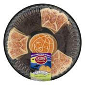 Lofthouse Bat & Pumpkin Sugar Cookies Tray