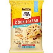Toll House Ice Cream Sundae Ice Cream Sundae Cookie Dough