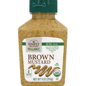 Roundy's Mustard, Brown