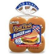 Ball Park White Hamburger Buns