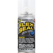 Flex Seal Liquid Rubber Sealant Coating, Clear, Minis
