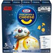 Kraft Star Wars Shapes Macaroni & Cheese Dinner