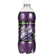 Mtn Dew Mountain Dew Game Fuel Electrifying Berry Flavor
