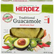Herdez Traditional Medium/Hot Guacamole