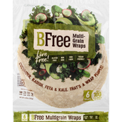 BFree Wraps, Multi-Grain