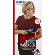 Homedics Massager, Hot & Cold