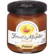 Polaner Peach Fruit & Maple Premium Fruit Spread