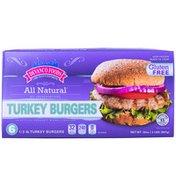 Devanco Foods All Natural, Turkey Burger