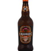 Crabbie's Ginger Beer, Alcoholic, Spiced Orange