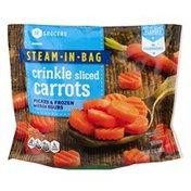 Southeastern Grocers Steam-In-Bag Crinkle Sliced Carrots