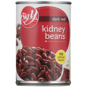 Big Y Dark Red Kidney Beans