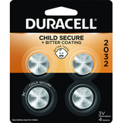 Duracell 2032 Lithium Coin Button Batteries Specialty Batteries