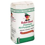 Robin Hood Flour, All-Purpose, Premium