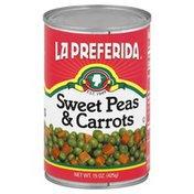 La Preferida Sweet Peas & Carrots