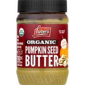 Lieber's Butter, Organic, Pumpkin Seed